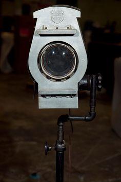 Vintage Movie Studio Stehleuchte Bild 4