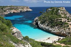 Calo des Moro Beach, Majorca, Spain