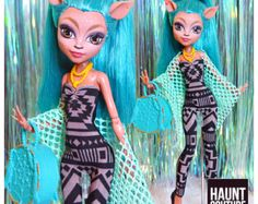 All Monster High Dolls, Monster High Clothes, Monster High Art, Monster Dolls, Popee The Performer, Dyi, 90s Girl, Doll Repaint, Couture