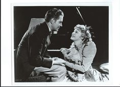 Promo photo for Bitter Sweet - Jeanette MacDonald and Nelson Eddy - Escano Collection