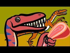 Le velociraptor Le dictionnaire sur les dinosaures Dessin animé éducatif Genikids - YouTube Disney Characters, Fictional Characters, Anime, Weekly Planner, Tube, January, Films, Books, Art