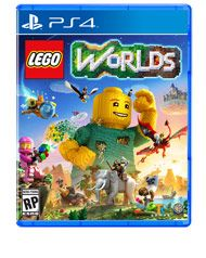 LEGO Worlds for PlayStation 4 | GameStop RELEASE 2/21/17