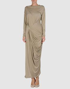 Back Long dress – YOOX – $98