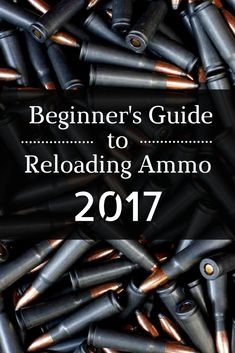 Save more than 50% off ammo and shoot 1/2 inch groups at 100 yards! #reloading #reloadingguide #ammo #reloadingpress