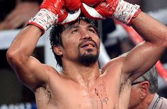 Manny Pacquiao leaves no doubt. Pacquiao reclaims welterweight title via unanimous decision over Timothy Bradley. (Photos: Joe Camporeale and Jayne Kamin-Oncea, USA TODAY Sports) Timothy Bradley, Manny Pacquiao, Floyd Mayweather, Usa Today Sports, Fight Night, Right Now, Leaves, News