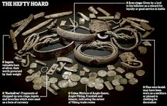 Viking jewelry was not only to improve the appearance of the Vikings but also to serve as the Viking charm which offered the Vikings with the power of Gods. Ancient Vikings, Norse Vikings, Viking Jewelry, Ancient Jewelry, Irish Jewelry, Medieval Jewelry, Viking Age, Viking Runes, Anglo Saxon