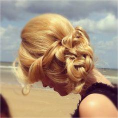 Hairstyle // Alice Taglioni - Credits Sandrine Meunier