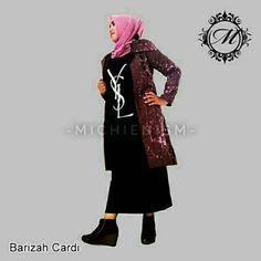 Saya menjual BARIZAH CARDI seharga Rp300.000. Dapatkan produk ini hanya di Shopee! {{product_link}} #ShopeeID