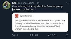 Percy Jackson Tumblr, Percy Jackson Head Canon, Percy Jackson Books, Percy Jackson Fandom, Solangelo, Percabeth, Greek Memes, Percy Jackson Characters, Rick Riordan Books
