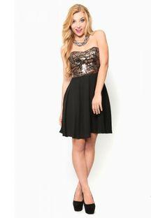 Spotlight On Me Dress