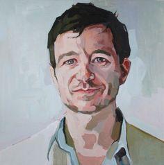 """Saatchi Online Artist: Erin Fitzpatrick; Oil, 2011, Painting """"Drury"""""""