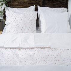 Set 2 fete perna Bumbac, Flor #bedroom #homedecor #inspiration #bed Bed Pillows, Pillow Cases, Bedroom, Inspiration, Home Decor, Pillows, Biblical Inspiration, Decoration Home, Room Decor