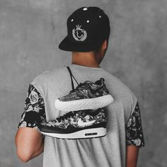 Win A Culture Kings Grey Floral Nike Prize Pack Floral Nikes afe637768