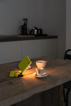 Nimbus Roxxane Fly, kabelloses Licht // cableless light, Photo: MirjamFruscella & DanieleManduzio