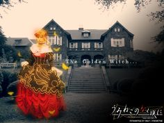 The Golden Wicth by BlackPriest0