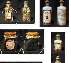 Homemade Apothecary Jars 5/5