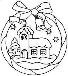 pergamano - Page 10 Christmas Colors, Kids Christmas, Christmas Crafts, Colouring Pages, Coloring Books, Christmas Coloring Sheets, Art Drawings For Kids, Theme Noel, Christmas Drawing