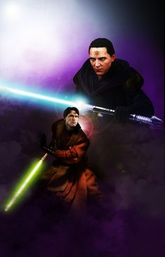 From the Jedi Temple archives by Adam QD