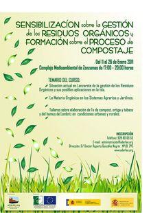 Residuos orgánicos y el Proceso decompostaje