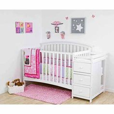 Free Shipping. Buy Dream On Me Niko 5-in-1 Convertible Crib White BOX 2 at Walmart.com