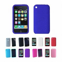 Apple iPhone 3G 3Gs 8GB 16GB 32GB Textured Silicone Skin Case Cover, Deep Blue, One Size MiniSuit, http://www.amazon.com/dp/B002OI3EMW/ref=cm_sw_r_pi_dp_qerRqb1WVR7DG