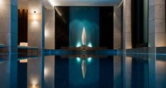 Hilton Istanbul Bomonti Hotel & Convention Centre, Turkey - Indoor Pool Area