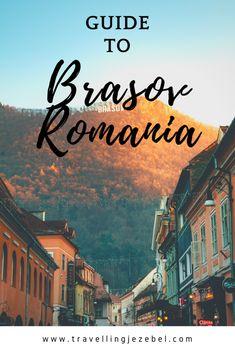 16 Things to do in Brasov, Romania – Travelling Jezebel Europe Travel Tips, Spain Travel, European Travel, Budget Travel, Travel Ideas, Travel Destinations, Stuff To Do, Things To Do, Brasov Romania