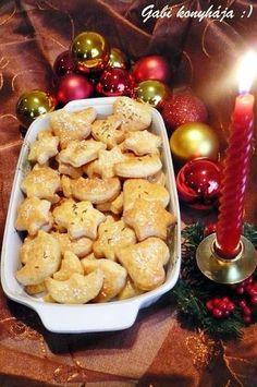 Gabriella kalandjai a konyhában :): Sajtos, sós ünnepi sütemény