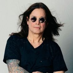 Ozzy Osbourne. He might act like an idiot sometimes, but have you heard a sing he wrote called Dreamer? That changes everything.
