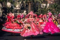Ilha da Madeira celebra a primavera com festa das flores