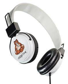 Buddha Tiger Spirit Headphones