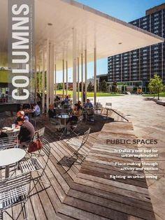 AIA Dallas 'Columns' magazine Summer/Fall 2012 Issue: Public Spaces