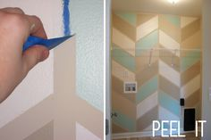 great wall painting idea!