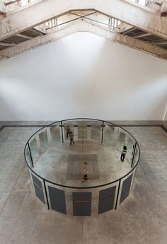 Michelangelo Pistoletto, Unique Work. Photo by Duccio Benvenuti. Courtesy of Galleria Continua and Alserkal Avenue.