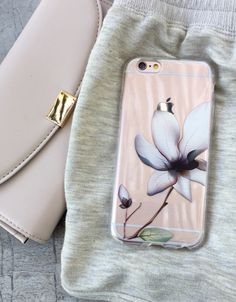 Iris on Rose Gold from Elemental Cases. Available for iPhone 6/6s and 6 Plus/6s Plus