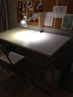 crafts station idea