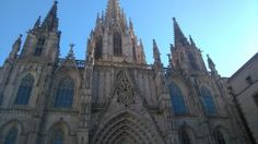 Discovering Barcelona - Quest for the unknown Barcelona Cathedral, Travel, Trips, Traveling, Tourism, Outdoor Travel, Vacations