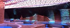The_Juliet_Supperclub_Bluarch_Architecture02 Supper Club, Nightclub, Valance Curtains, Interiors, Architecture, Arquitetura, Decorating, Architecture Illustrations, Restaurant