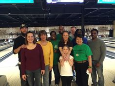 Virginia College Savings VA529 bowls for Junior Achievement #JACV #BowlfortheGreen
