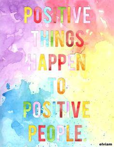 via positive inking |
