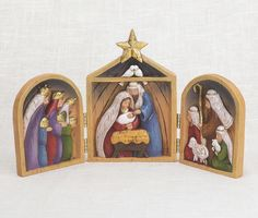 Trifold Nativity (Nativity)