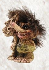 840072 Love troll boy from Troll shop Troll size small