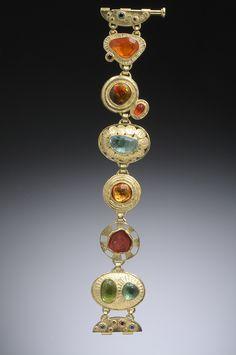 "Hughes-Bosca Jewelry | Bracelets - with nice ""hinge"" clasp"