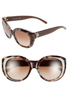 Tory Burch 54mm Cat Eye Sunglasses | Nordstrom