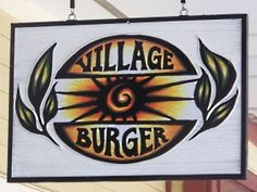 Village Burger, Waimea. Grass-fed Big Island beef on Holy's Bakery rolls. I want to go next time I visit my sister.