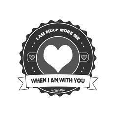 Badge #003 - More Me