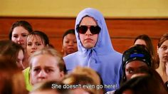 """""""She doesn't even go here!"""" - the only Lindsay Lohan movie i claim to like"""