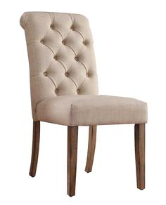 Patrice Tufted Side Chair
