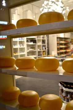 Dutch cheese, stored away in a sweet place!