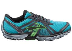 Brooks Pure Cadence Stability Running Shoe. They are just such a fun colors!